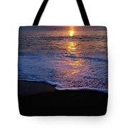 Kitty Hawk Beach At Sunset Tote Bag