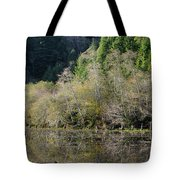 Klamath Pond Tote Bag