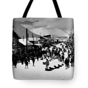 Klondike Street Scene Tote Bag