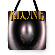 Klone Book Cover Tote Bag