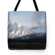 Kluane National Park, Yukon Tote Bag