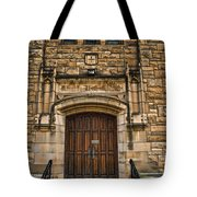 Knock Tote Bag