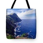 Knockmore Mountain, Clare Island Tote Bag
