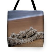 Knots On The Sand Tote Bag