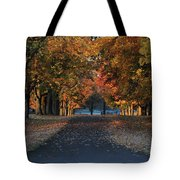 Knox Fall 8554 Tote Bag