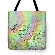 Koi Rainbow Tote Bag
