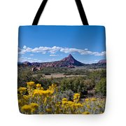 Kolob Terrace Afternoon Tote Bag