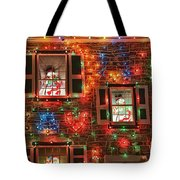 Koziar's Christmas Village Tote Bag