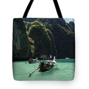 Krabi Island Thailand Tote Bag