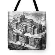 Krak Des Chevaliers Tote Bag