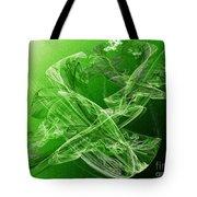 Krypton Lace Tote Bag