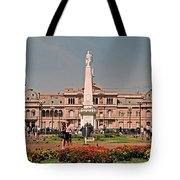 La Casa Rosada ... Tote Bag
