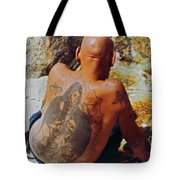 La Ink Man Tote Bag