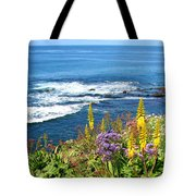 La Jolla Coast Tote Bag