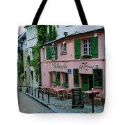 La Maison Rose Tote Bag