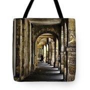 La Rochelle Sidewalk Tote Bag