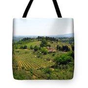 La Toscana Tote Bag