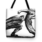 Labor Cartoon, 1916 Tote Bag