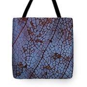 Lace Leaf 1 Tote Bag