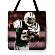 Ladainian Tomlinson - 01 Tote Bag by Paul Ward