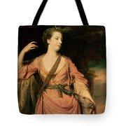 Lady Dawson Tote Bag