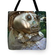 Lady Goldcrow Tote Bag