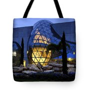 Lady In The Window Tote Bag