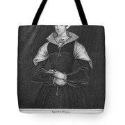Lady Jane Grey (1537-1554) Tote Bag