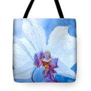 Lady Orchid The Sky Beckons Tote Bag