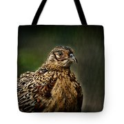 Lady Pheasant Tote Bag