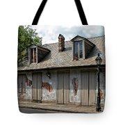 Lafittes Blacksmith Shop Bar New Orleans Tote Bag
