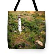 Laguna Beach Light Tower Tote Bag