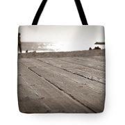 Laguna Beach Walk Tote Bag