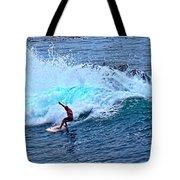 Laguna Surfer Tote Bag