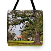 Laid Back Louisiana Tote Bag