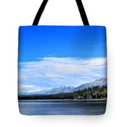 Lake Alva Tote Bag