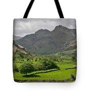 Lake District England Tote Bag