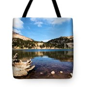 Lake Helen Reflections Tote Bag