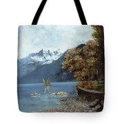 Lake Leman Tote Bag