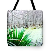Lake Martin Swamp View Tote Bag