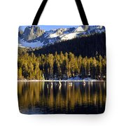 Lake Mary Golden Hour Tote Bag