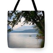Lake Mcdonald Glacier National Park Montana Tote Bag