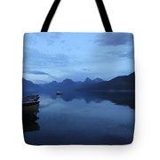 Lake Mcdonald Tote Bag