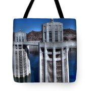 Lake Mead Hoover Dam Tote Bag