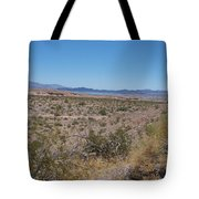 Lake Mead Nevada Tote Bag