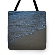 Lake Michigan Beach Tote Bag