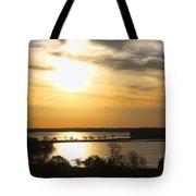 Lake Monona Tote Bag