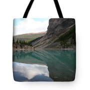 Moraine Lake - Lake Louise, Alberta Tote Bag