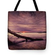 Lake Neatahwanta Tote Bag