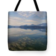 Lake Pend Orille  Tote Bag